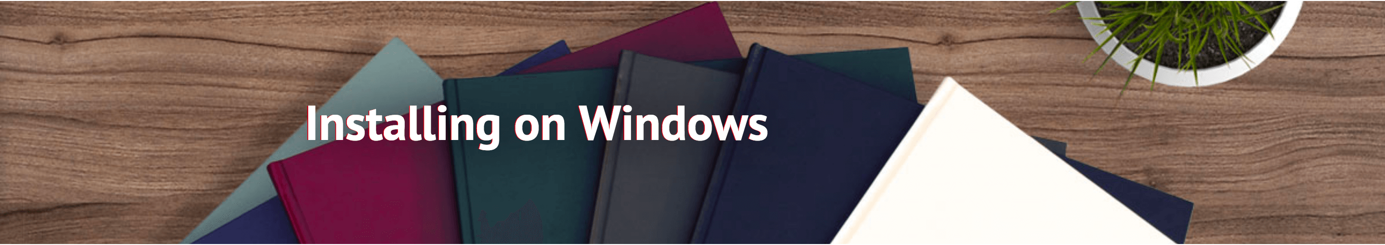 Photobooks install windows